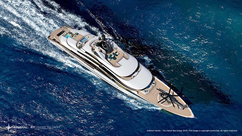 2022 Admiral - The Italian Sea Group 2022 Motor Yacht 2614419