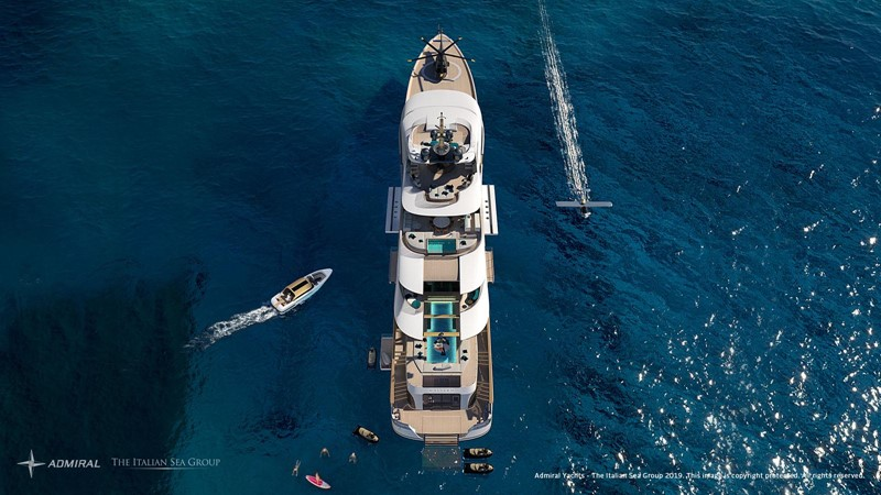 2022 Admiral - The Italian Sea Group 2022 Motor Yacht 2614420