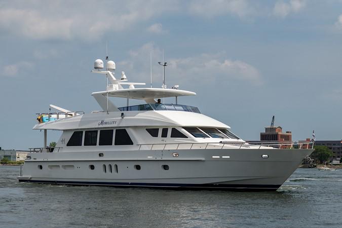 2010 HARGRAVE Flybridge Wide Body Motor Yacht Motor Yacht 2608716