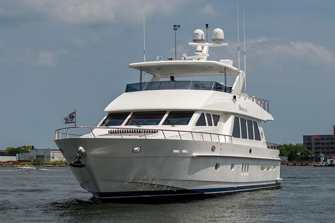 2010 HARGRAVE Flybridge Wide Body Motor Yacht Motor Yacht 2608790