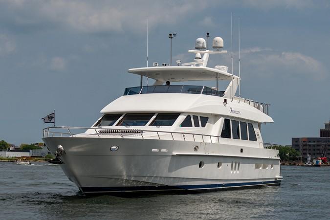 2010 HARGRAVE Flybridge Wide Body Motor Yacht Motor Yacht 2608791