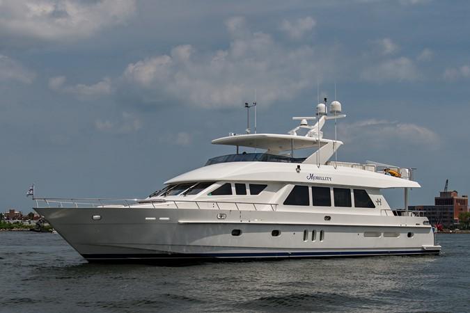 2010 HARGRAVE Flybridge Wide Body Motor Yacht Motor Yacht 2608793