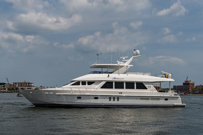 2010 HARGRAVE Flybridge Wide Body Motor Yacht Motor Yacht 2608794