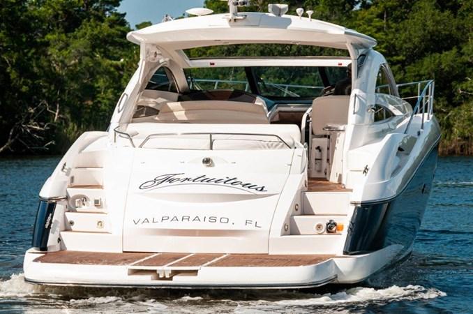 2007 55 Sunseeker Predator Transom 2007 SUNSEEKER 55 Predator Motor Yacht 2612607