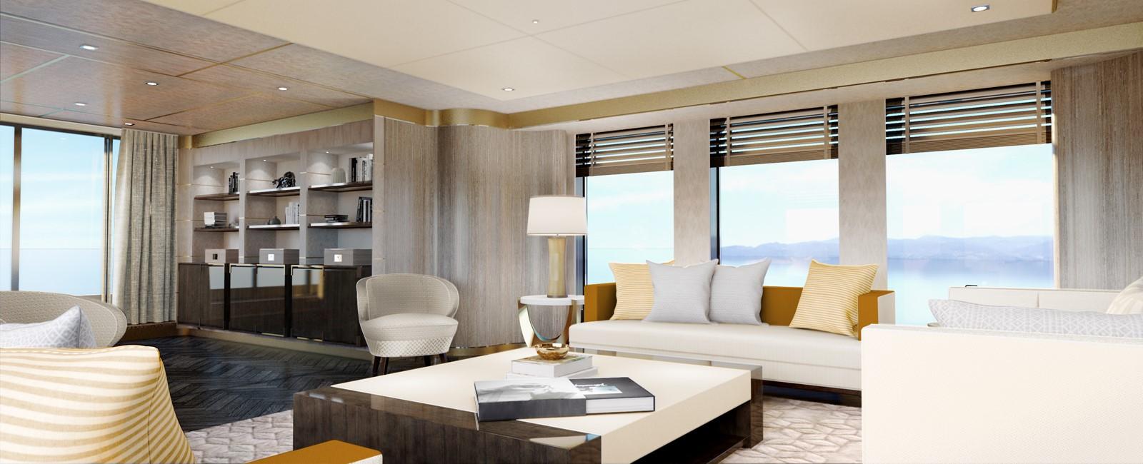Main deck salon 2020 HEESEN YACHTS  Motor Yacht 2608973