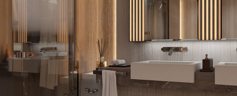 Owners bathroom 2020 HEESEN YACHTS  Motor Yacht 2608976