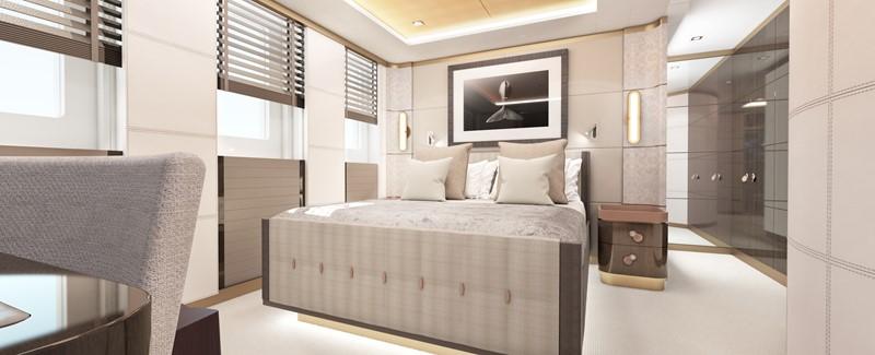 Guest suite 2020 HEESEN YACHTS  Motor Yacht 2608977