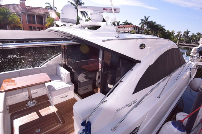 2015 SEA RAY 510 Sundancer Motor Yacht 2609218