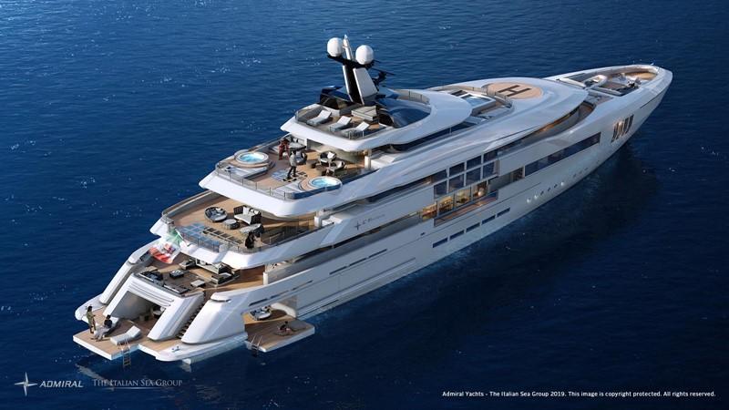 2022 Admiral - The Italian Sea Group C Force 2022 Motor Yacht 2614422