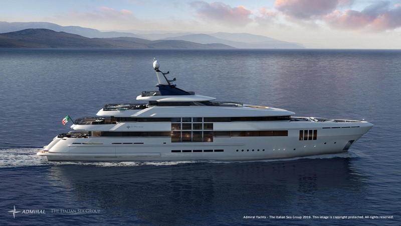 2022 Admiral - The Italian Sea Group C Force 2022 Motor Yacht 2614423