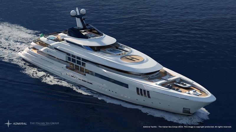 2022 Admiral - The Italian Sea Group C Force 2022 Motor Yacht 2614424