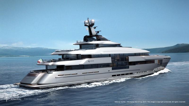 2022 Admiral - The Italian Sea Group C Force 2022 Motor Yacht 2614425