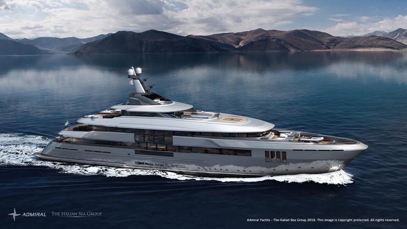 2022 Admiral - The Italian Sea Group C Force 2022 Motor Yacht 2614426
