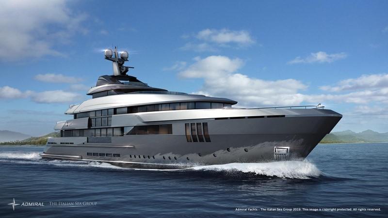 2022 Admiral - The Italian Sea Group C Force 2022 Motor Yacht 2614427
