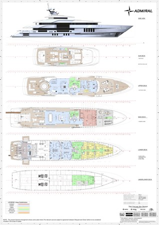 2022 Admiral - The Italian Sea Group C Force 2022 Motor Yacht 2614429