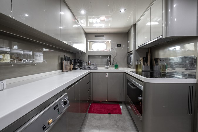 GALLEY 2008 LEOPARD  High Performance 2619692