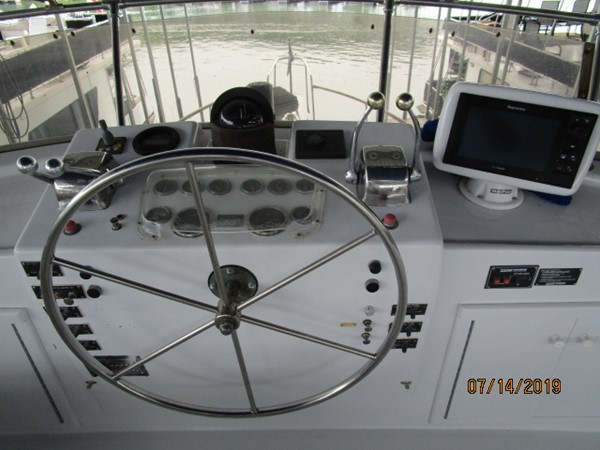 1976 HATTERAS 48 LRC Trawler 2609823