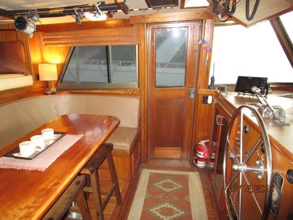 1976 HATTERAS 48 LRC Trawler 2609842