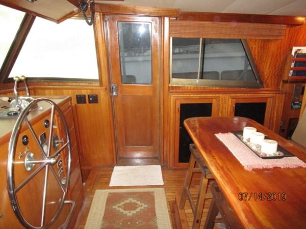 1976 HATTERAS 48 LRC Trawler 2609843