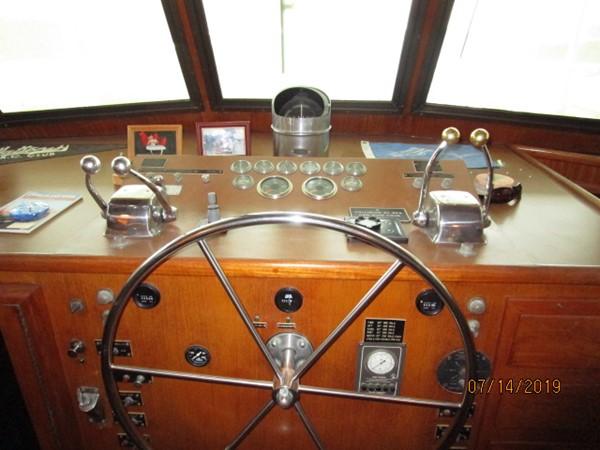 1976 HATTERAS 48 LRC Trawler 2609844