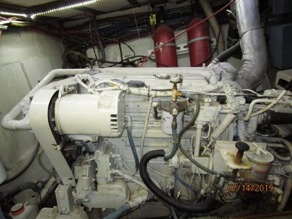 1976 HATTERAS 48 LRC Trawler 2609862
