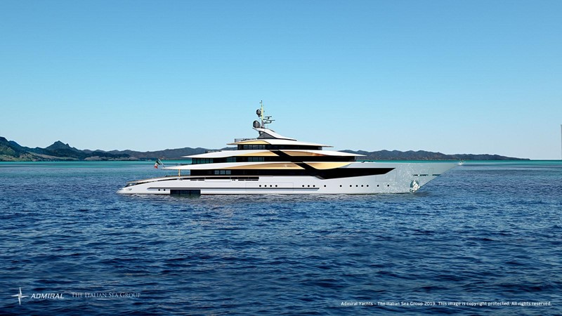2020 Admiral - The Italian Sea Group 2022 Motor Yacht 2614359