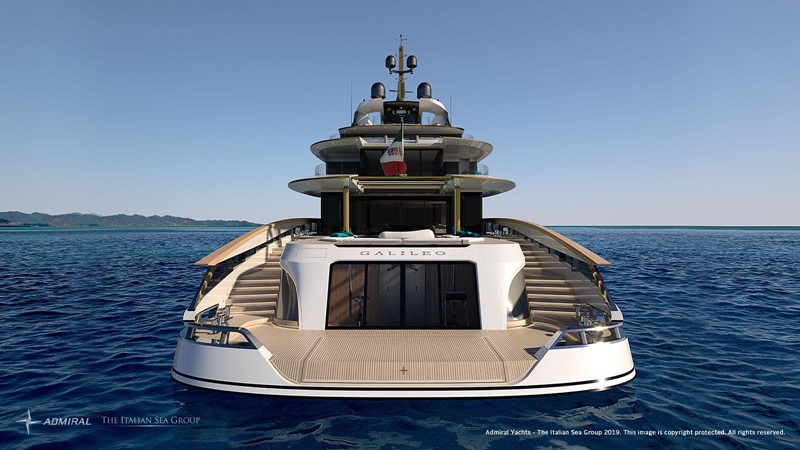 2020 Admiral - The Italian Sea Group 2022 Motor Yacht 2614369