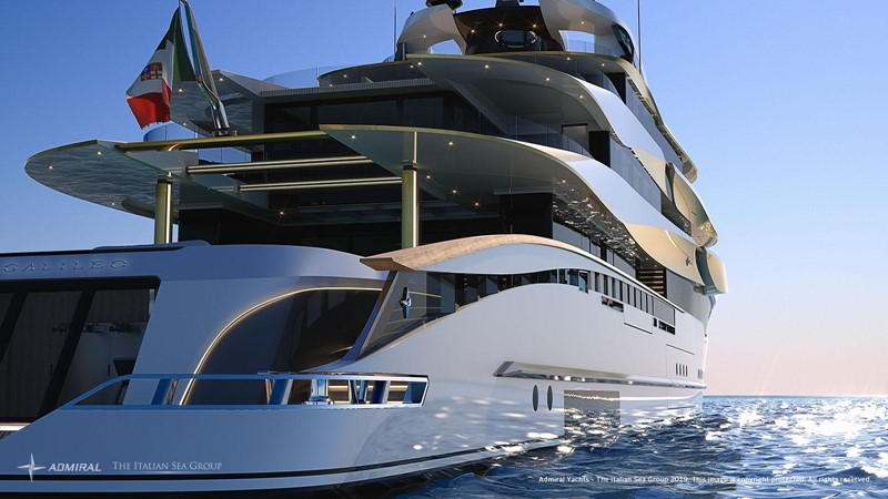 2020 Admiral - The Italian Sea Group 2022 Motor Yacht 2614370