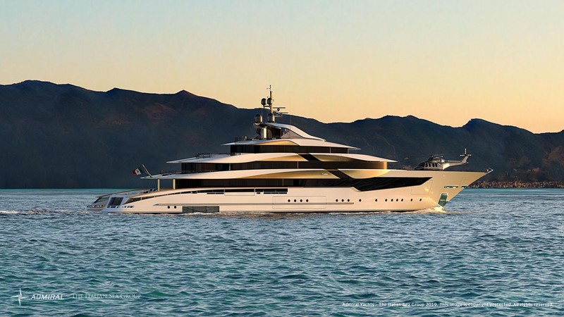 2020 Admiral - The Italian Sea Group 2022 Motor Yacht 2614372