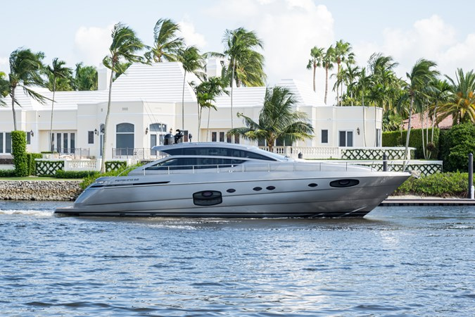 Sunshine, 62 Pershing 2014 ProfileSunshine_starboard_profile_2 2014 PERSHING Express Cruiser Cruiser 2690611