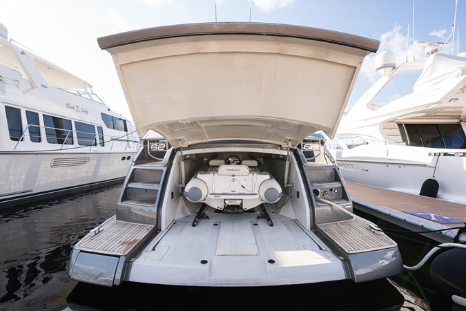 Sunshine, 62 Pershing 2014 Transom Garage 2014 PERSHING Express Cruiser Cruiser 2692347