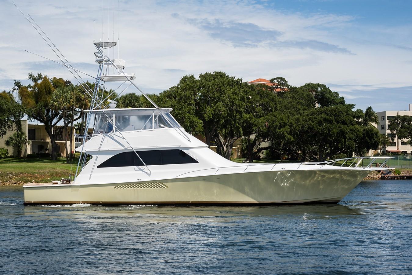 MAVERICK 2002 VIKING Convertible Sport Fisherman 2611542