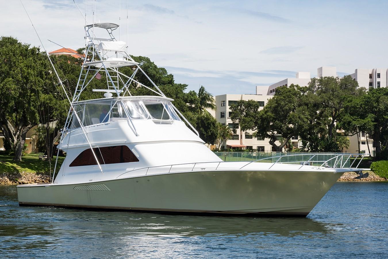MAVERICK 2002 VIKING Convertible Sport Fisherman 2611590