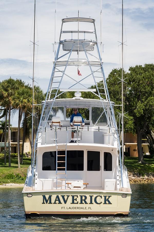 MAVERICK 2002 VIKING Convertible Sport Fisherman 2611593