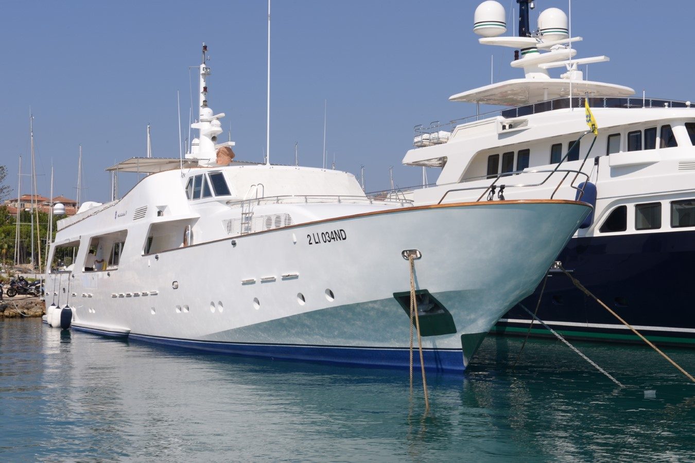 MISTER P yacht for sale