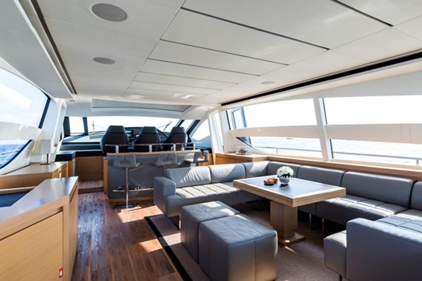 2015 PERSHING  Motor Yacht 2612102
