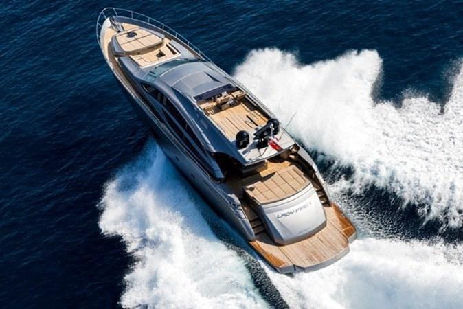 2015 PERSHING  Motor Yacht 2612096