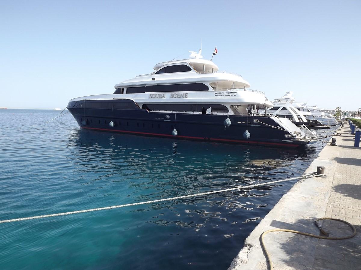 Scuba Scene yacht for sale