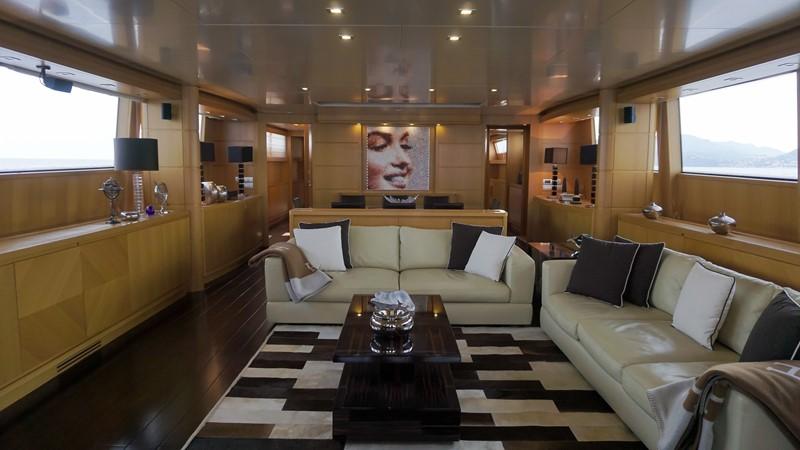 main deck saloon 2007 SANLORENZO  Motor Yacht 2620075