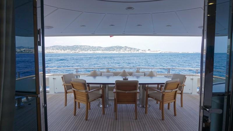 main deck lounge 2007 SANLORENZO  Motor Yacht 2620077