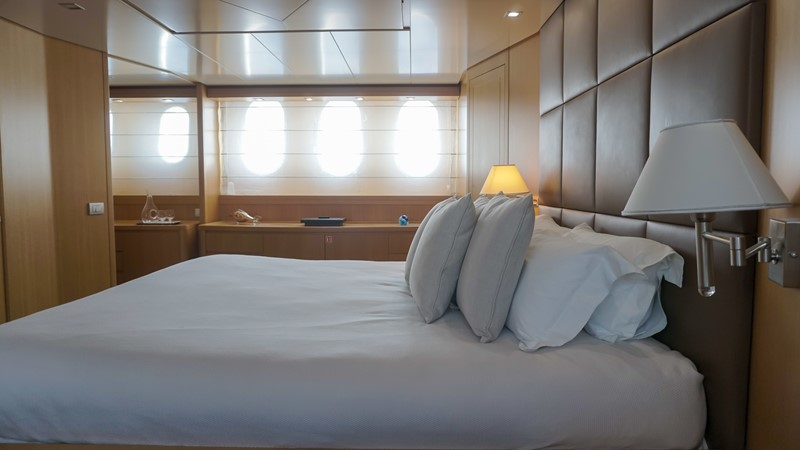 main deck master cabin 2007 SANLORENZO  Motor Yacht 2620107