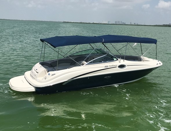 2008 SEA RAY 240 Sundeck Runabout 2613754