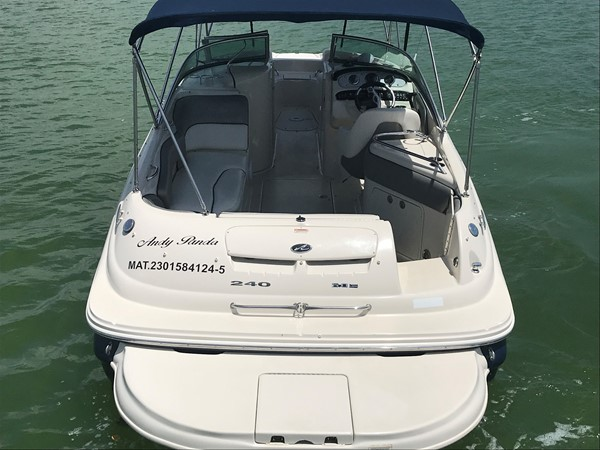 2008 SEA RAY 240 Sundeck Runabout 2613755