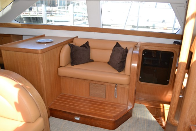 SALON SETTEE 1999 ADMIRAL MARINE Custom Performance Sailing Yacht Cutter 2614145