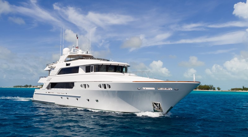 FAR FROM IT PROFILE  2008 RICHMOND YACHTS  Motor Yacht 2614232