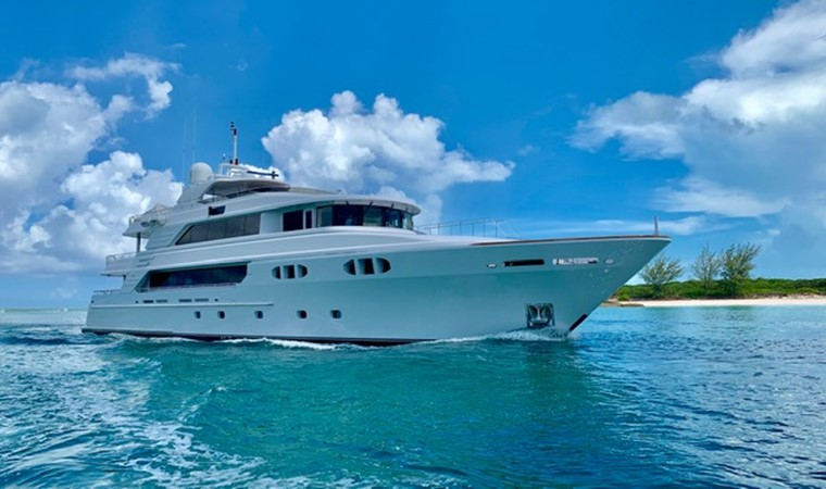 142' Richmond 2008/2019 FAR FROM IT PROFILE  2008 RICHMOND YACHTS  Motor Yacht 2614233