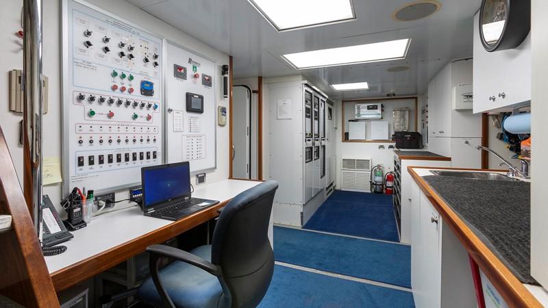 142' Richmond 2008/2019 CONTROL ROOM  2008 RICHMOND YACHTS  Motor Yacht 2620165