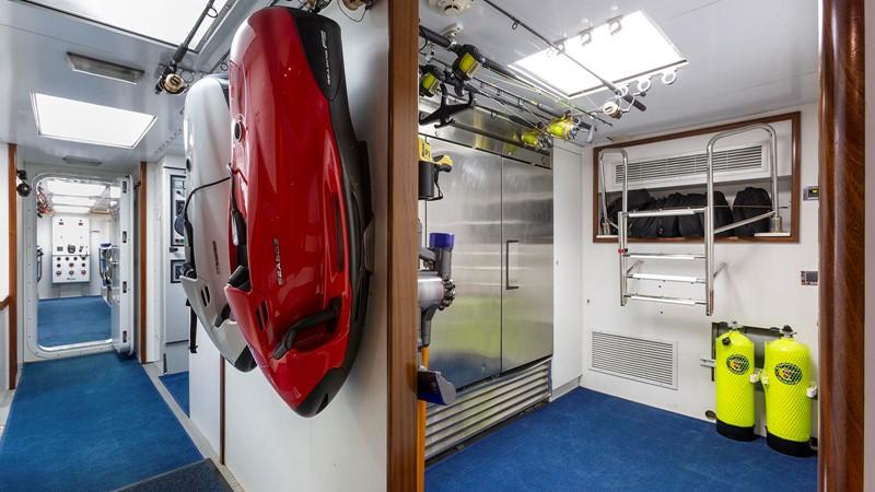 142' Richmond 2008/2019 CONTROL ROOM  2008 RICHMOND YACHTS  Motor Yacht 2620166