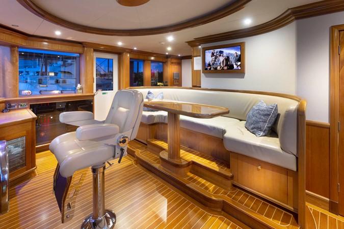142' Richmond 2008/2019 BRIDGE SEATING ARRANGEMENT  2008 RICHMOND YACHTS  Motor Yacht 2622419