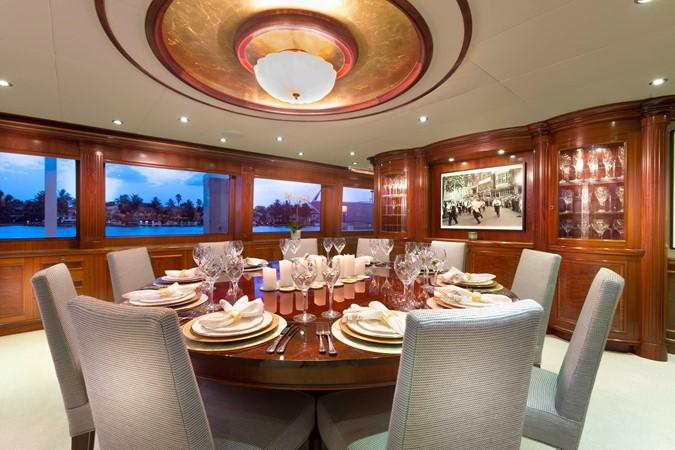 DINING ROOM 2008 RICHMOND YACHTS  Motor Yacht 2622422